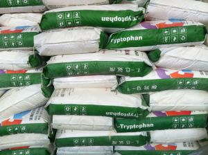 Nutricorn Large Stock L-Tryptophan for Animal Feed pictures & photos