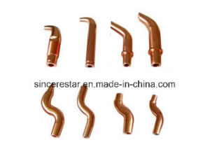 S-Shaped Electrode Tip for Car Holder pictures & photos