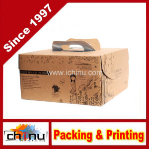 OEM Customized Gable Corrugated Box (1112) pictures & photos