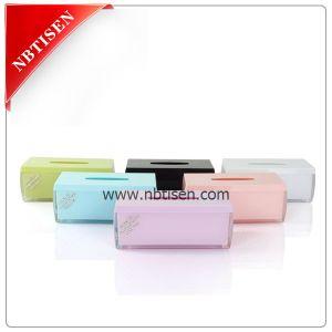 Acrylic/Plastic Tissue Box (TS8016-E)