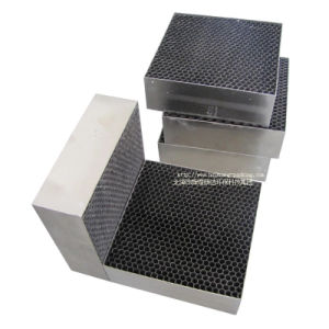 Industrial Exhaust Gas Purification Metal Honeycomb Reduction Catalysts pictures & photos