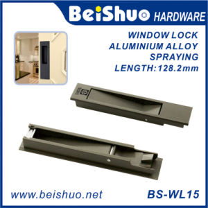 Hot Sale Hotel/House Supplies Crescent Profile Window Lock for Window Hardware pictures & photos