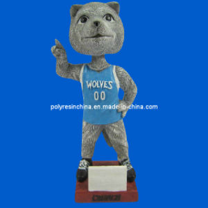 Resin Mascot Bobble Head Doll Gifts pictures & photos