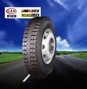 295/60r22.5 Radial Truck Tyre with EU Label pictures & photos