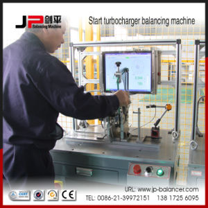 Jp Jianping Turbine Blades Turboshaft Turbine Impeller Balancer pictures & photos