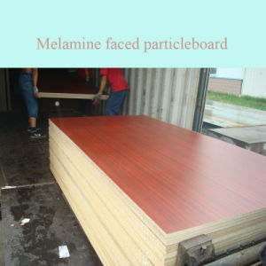 Best Price Melamine Faced Particle Board pictures & photos