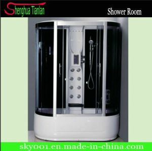Glass Popular Computerized Steam Shower Bath Room (TL-8838) pictures & photos