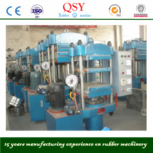 Qishengyuan Brand XLB Series Lab Rubber Vulcanizing Press / Rubber Plate Vulcanizer / Curing Press Machine pictures & photos