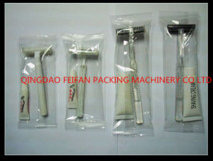 Hotel Products Automatic Horizontal Disposable Shaver Razor Packing/ Packaging Machine pictures & photos