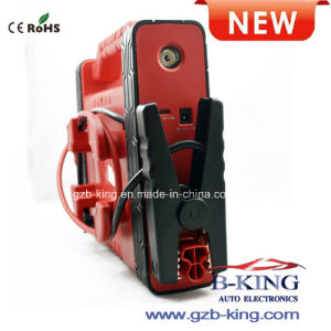 1200A Capacitor Car Jumpstarter Power Bank (with Backup Battery) pictures & photos