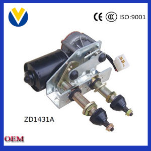 Windshield DC Wiper Motor for Bus (with bracket) pictures & photos