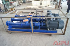 Solids Control System Drilling Mud System Product Screw Pump