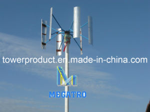 Vertical Axis Wind Turbine -100W (MG-V100W) pictures & photos