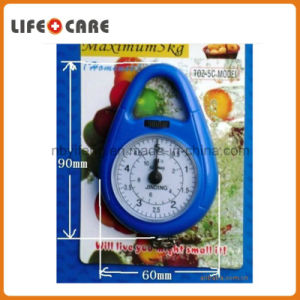 Promotional /Professional Portable Maximum 5kgs Spring Scale pictures & photos