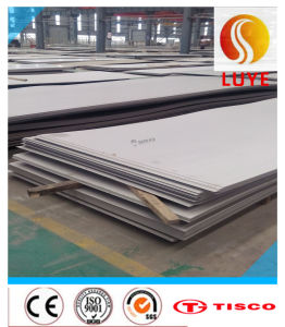ASTM 304 304L Stainless Steel Corrugated Roofing Sheet/Plate pictures & photos