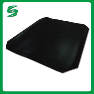 High Strength Reuse HDPE Black Plastic Slip Sheet for Shipment for Storage pictures & photos