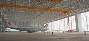 Steel Structure Huge Folding Door / Aircraft Automatic Hanger Door pictures & photos