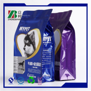 Flexible Pet Food Packaging Bag with Zipper pictures & photos
