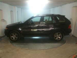 Quality Assurance Car Parking Turntable pictures & photos