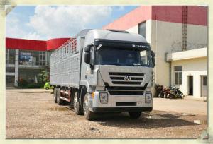 Hongyan Genlyon 8*4 Cargo Truck pictures & photos