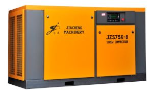 Electric Direct Drive Screw Compressor Jzs75X-8