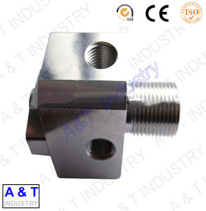 CNC Customize Stainless Steel/Brass/Aluminum Central Machinery Wood Lathe Parts pictures & photos