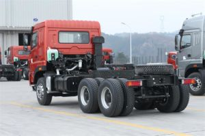 China 6X4 10 Wheels Dump Truck pictures & photos