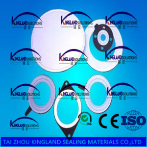(KLG485) PTFE Bonded EPDM Rubber Gasket pictures & photos