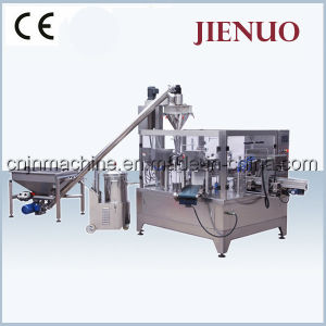 Automatic Rotary Coffee Powder Packaging Machine pictures & photos