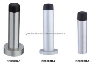 Classical Zinc Door Stopper with Rubber Ds0081 pictures & photos
