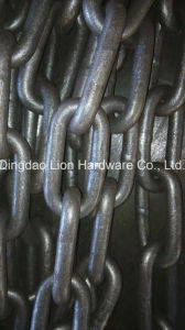 Welded Alloy Steel Studless Link Anchor Chain pictures & photos