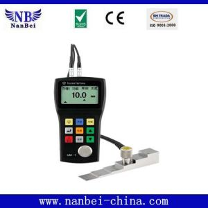 Nb-Um-1 0.1mm Resolution Ultrasonic Thickness Gauge pictures & photos