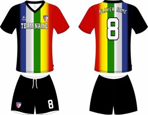 New Design Soccer Jersey, Sublimaion Football Jersey pictures & photos