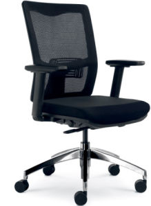 Middle Back Mesh Clerk Office Chair (FOH-XD26C-2) pictures & photos