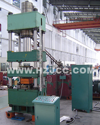 Drill Extruding Hydraulic Press pictures & photos