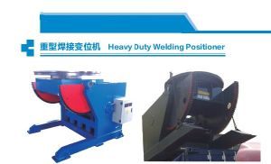 Heavy Duty Welding Positioner HD-8000 for Circular Welding pictures & photos