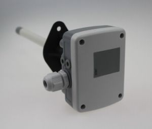 4-20mA Air Velocity Sensor with Measuring Range 0-5m/S