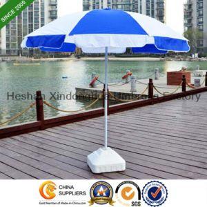 7feet Promotional Outdoor Sun Umbrella for Beach (BU-0045) pictures & photos