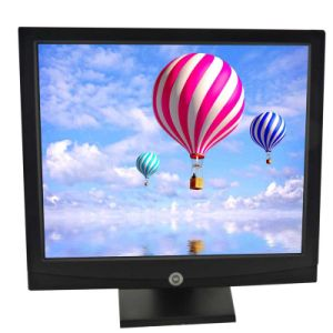 19 Inch Touchscreen LCD Monitor with CE & RoHS pictures & photos