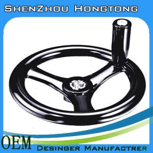 Bakelite Handwheel with Three Spoke for Welding Equipment pictures & photos