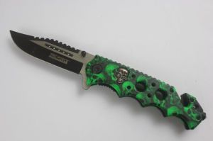 Stainless Steel Folding Knife (SE-1015) pictures & photos