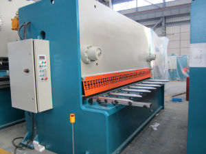QC11y-20/3200 Good Price Hydraulic Guillotine Shear pictures & photos