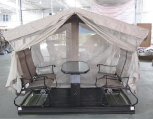 Luxury Lover Patio Outdoor Garden Swing Chair pictures & photos