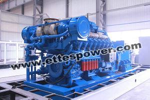 400kw/500kVA Biogas Generator