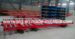 20t Gse Pallet Dolly Container Dolly pictures & photos