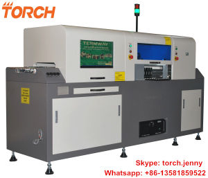 SMT LED Visual Pick and Place Machine L6 pictures & photos