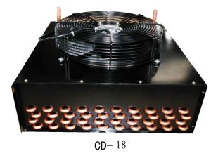 Copper Tube Air Cooled Condenser (CD-18) pictures & photos