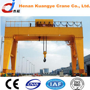 Heavy Duty Double Girder/Beam Gantry Crane for Outdoor Use