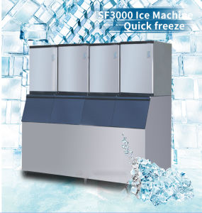 Huge Production Commercial Ice Maker pictures & photos