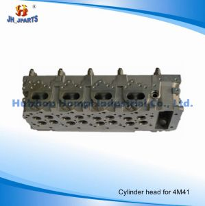 Auto Parts Cylinder Head for Mitsubishi 4m41 Me204200 908518 908618 pictures & photos